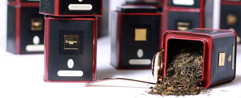 Les Mardis du thé, découverte des thés DAMMANN au Centre Opaline